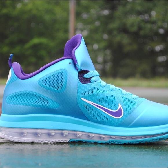 """newest c84a2 6de12 Nike LeBron 9 Low """"Summit Lake Hornets"""". M 5aec911ddaa8f6a493a74291"""